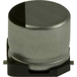 Elektrolytický kondenzátor Panasonic EEE-HA1A221AP, SMD, 220 µF, 10 V, 20 %, 1 ks