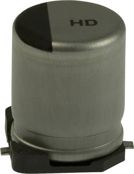 Elektrolytický kondenzátor Panasonic EEV-HD2A100P, SMD, 10 µF, 100 V, 20 %, 1 ks