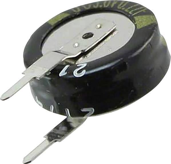 Superkondenzátor (Super Cap) Panasonic EEC-RG0V224V, 220 mF, 3.6 V, 20 %, (Ø) 10.5 mm, 1 ks