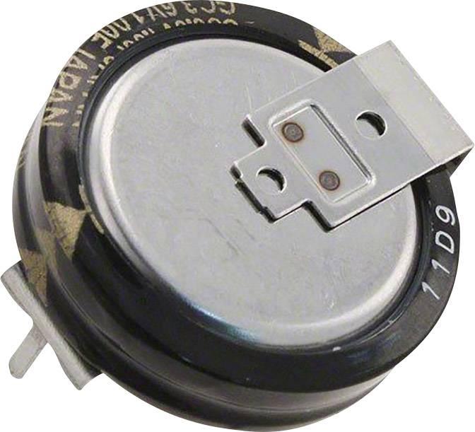 Superkondenzátor (Super Cap) Panasonic EEC-RG0V155HN, 1.5 F, 3.6 V, 20 %, (Ø) 19 mm, 1 ks