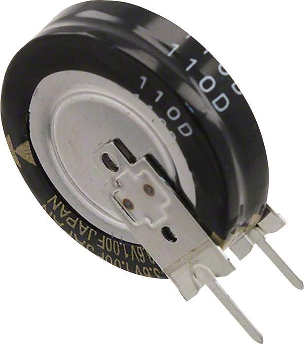 Superkondenzátor (Super Cap) Panasonic EEC-RG0V105V, 1 ks