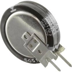 Superkondenzátor (Super Cap) Panasonic EEC-S5R5V105N, 1 F, 5.5 V, 20 %, (d x š) 19 mm x 5.5 mm, 1 ks