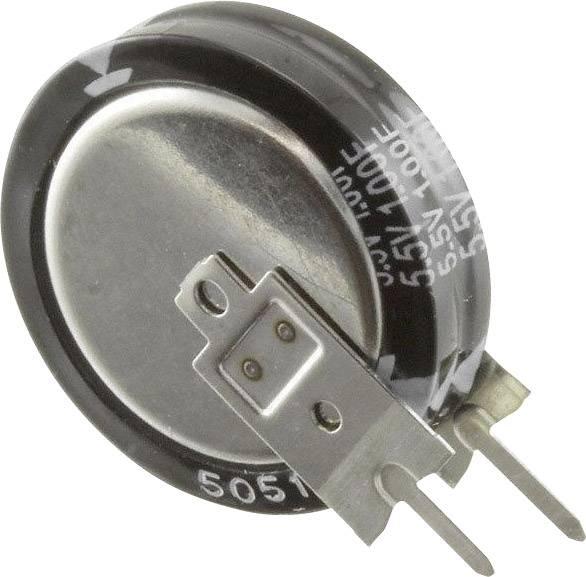 Superkondenzátor (Super Cap) Panasonic EEC-S5R5V105N, 1 ks