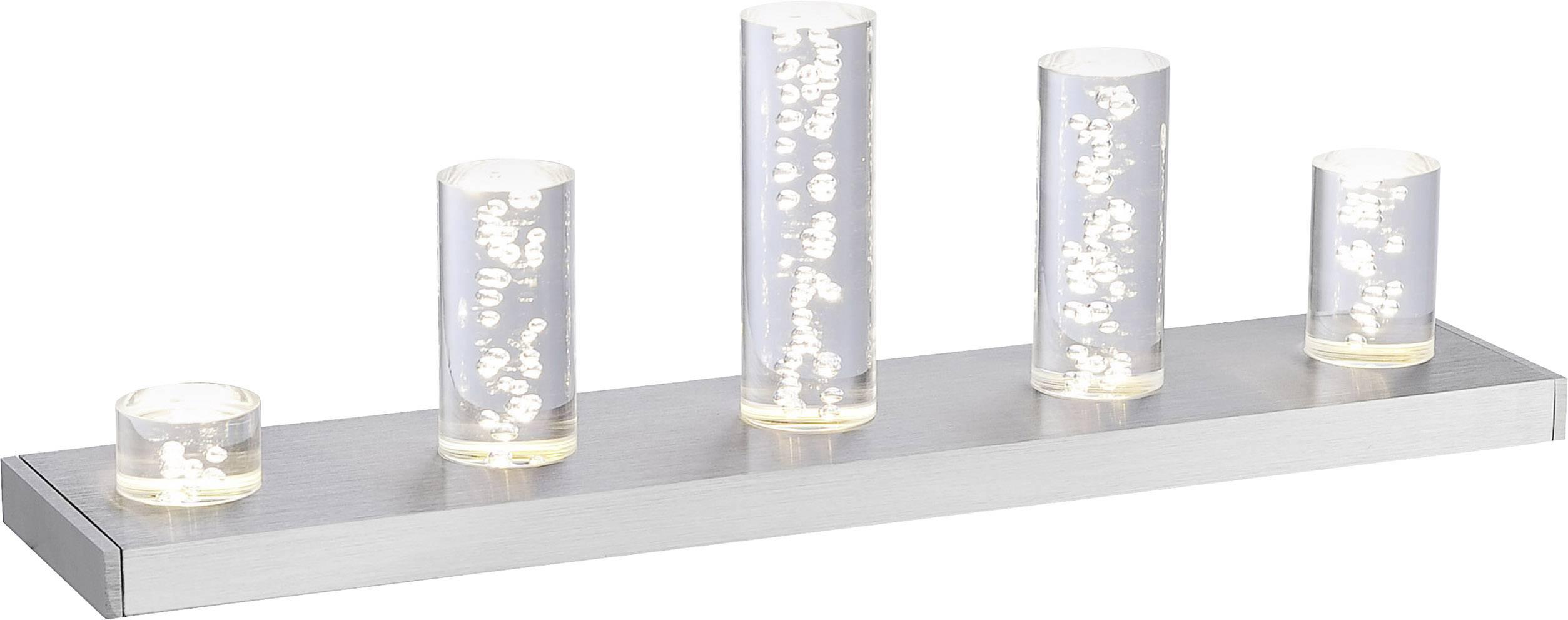 Dekorační LED stolní lampa Paul Neuhaus Q®;Q®-Skyline, pevně vestavěné LED, 2.5 W, RGBW