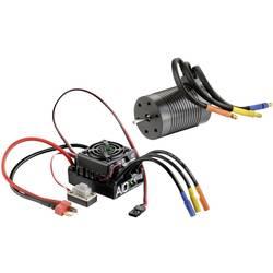 Střídavý (brushless) motor a regulátor otáček, sada pro RC modely Absima Thrust 3S Eco, 1:10