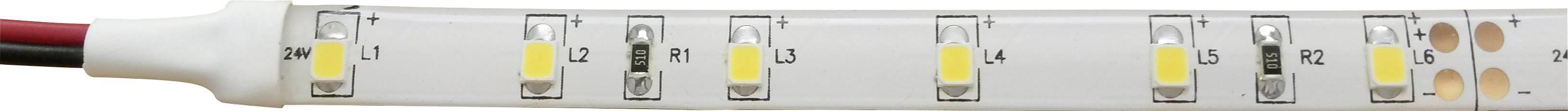 LED pásek Barthelme 51512434 51512434, 24 V, 6 wpm, bílá, 500 cm