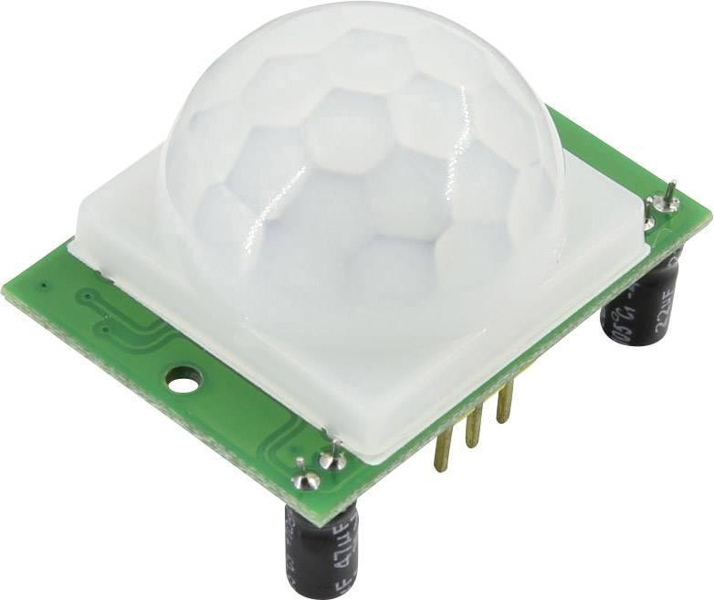 PIR senzor SMD Iduino SE062 1485335, 5 V/DC