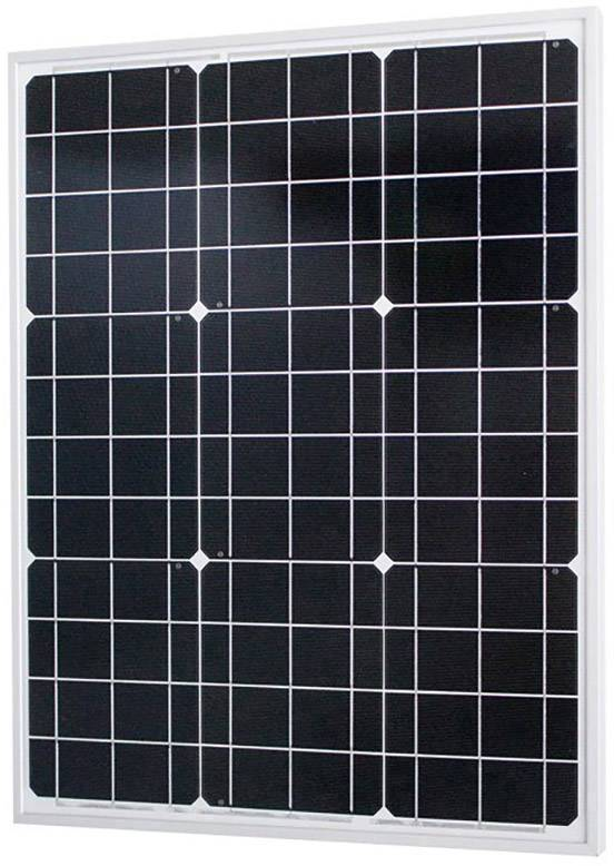 Monokrystalický solární panel Phaesun Sun Plus 50 S, 2840 mA, 50 Wp, 12 V