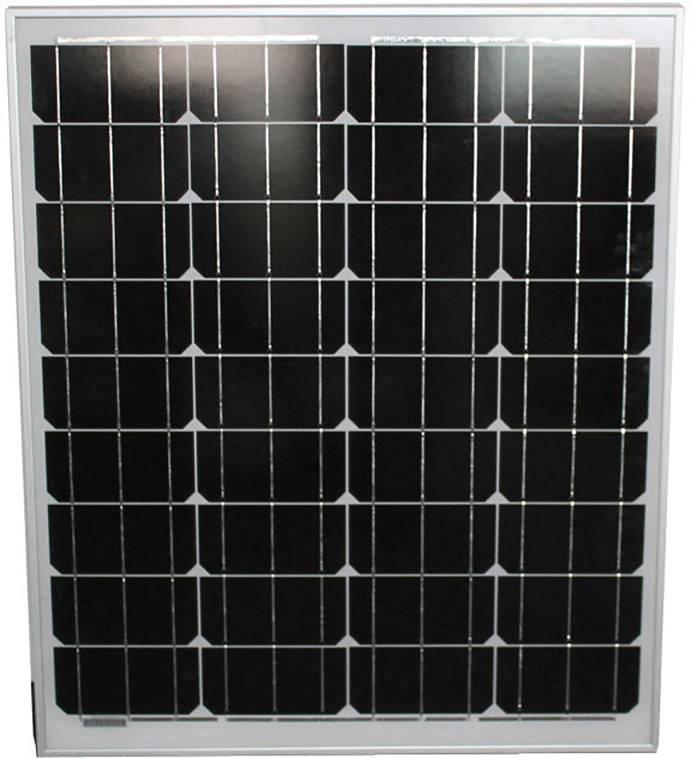Monokrystalický solární panel Phaesun Sun Plus 80, 4490 mA, 80 Wp, 12 V