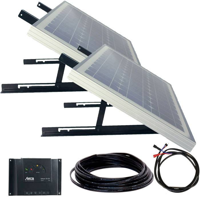 Solárne zariadenie Phaesun Solar Up Four 600301
