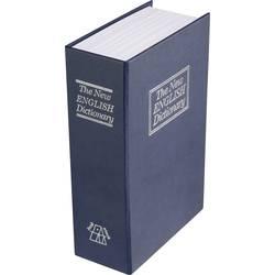 Tajná schránka v knize Basetech 1486098, na klíč