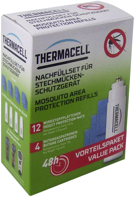 Sada náhradných náplní ThermaCell R-4, 48 hodín