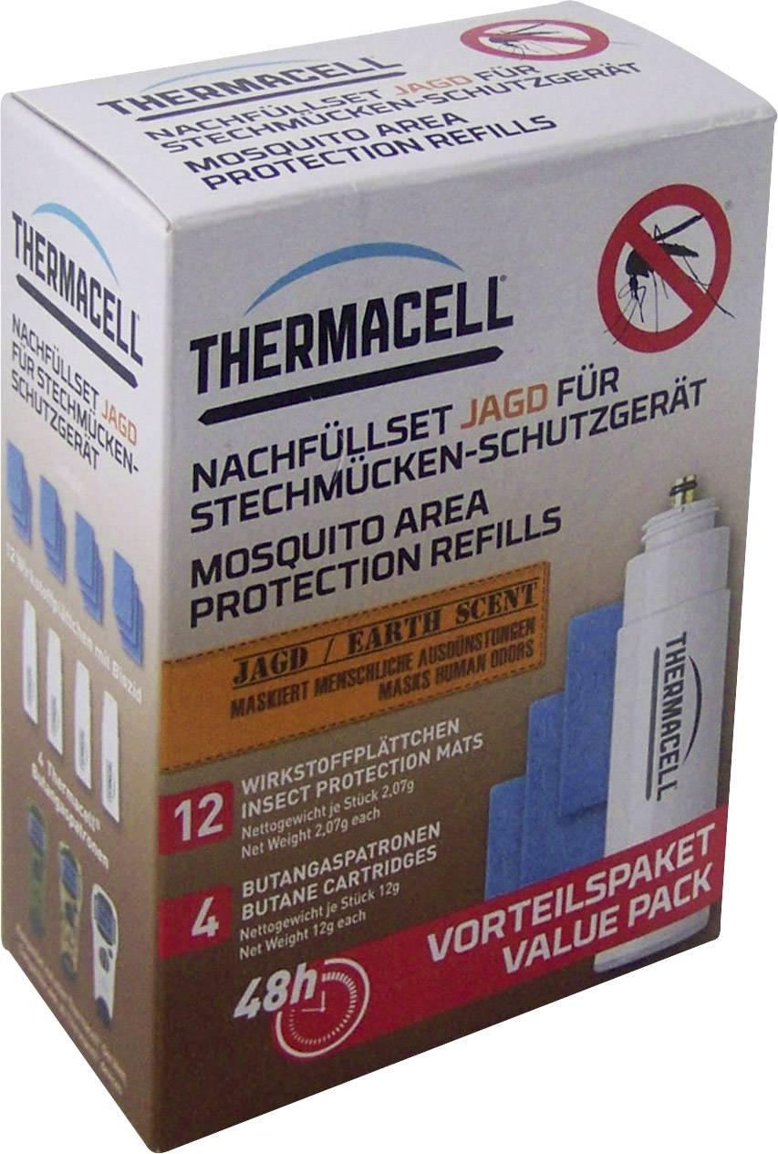 Sada náhradných náplní ThermaCell E-4, 48 hodín, s vôňou lesa
