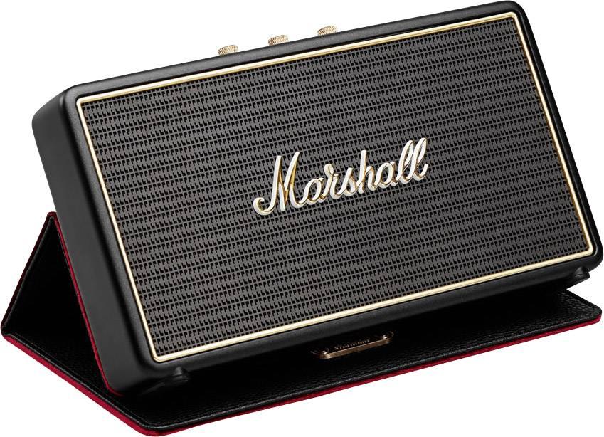 Bluetooth® reproduktor Marshall Stockwell, černá