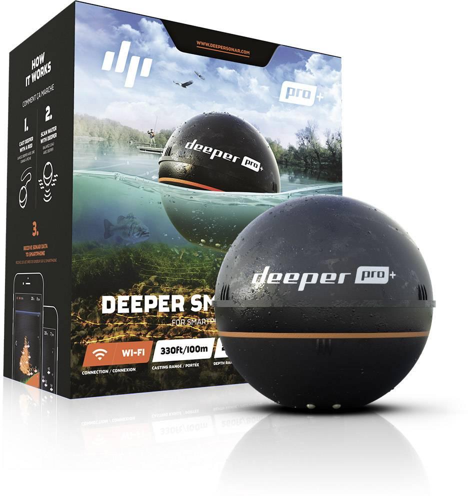 Vyhľadávač rýb Deeper Smart PRO + 005-1001012