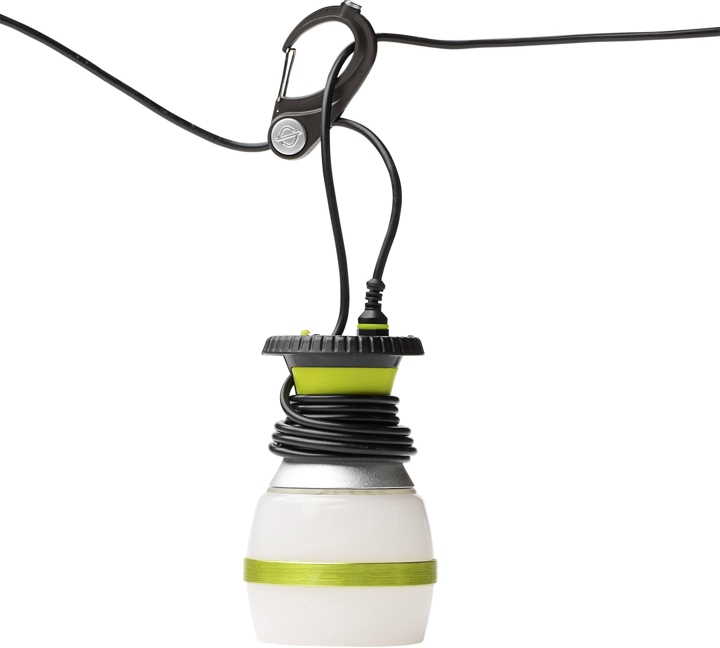 LED campingové osvětlení Goal Zero Light-a-life 350 24004, 264 g, černá, zelená