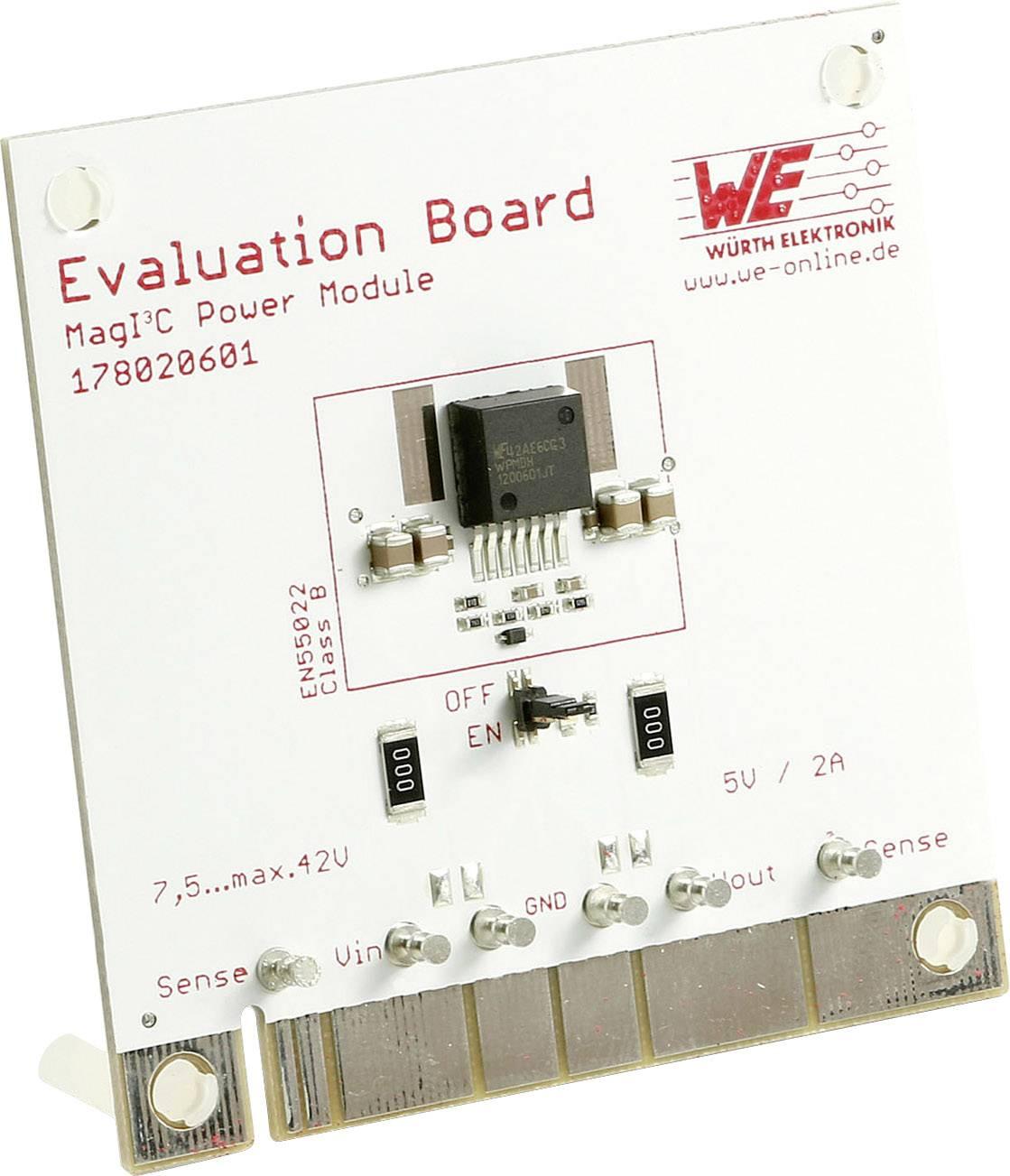 Vyhodnocovací deska Würth Elektronik WPMDH1200601