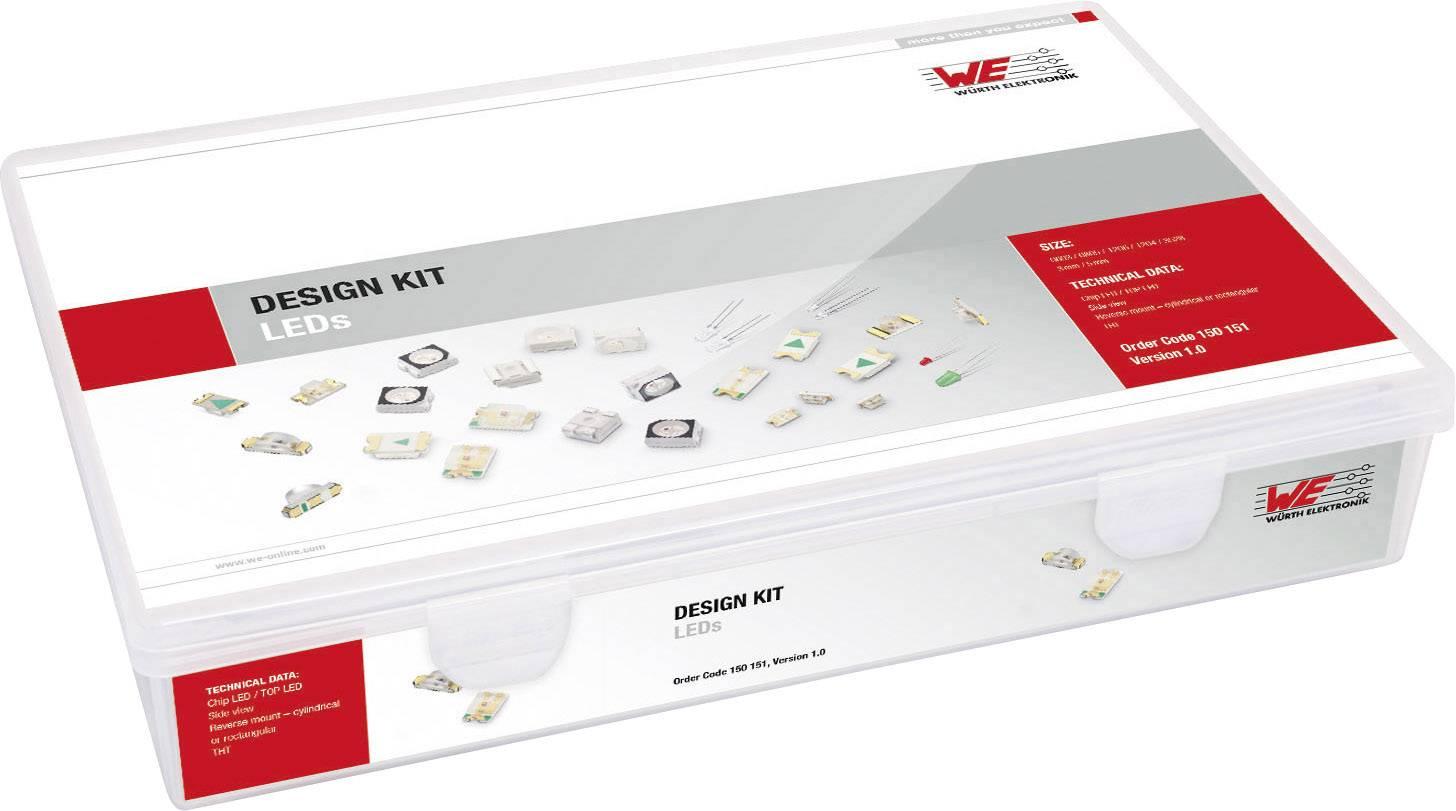 Návrhářská sada Würth Elektronik 150151