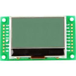 LCD displej Taskit, 128 x 64 pix, (š x v x h) 59.3 x 6 x 29.4 mm, černá, světle zelená LCD_Term15