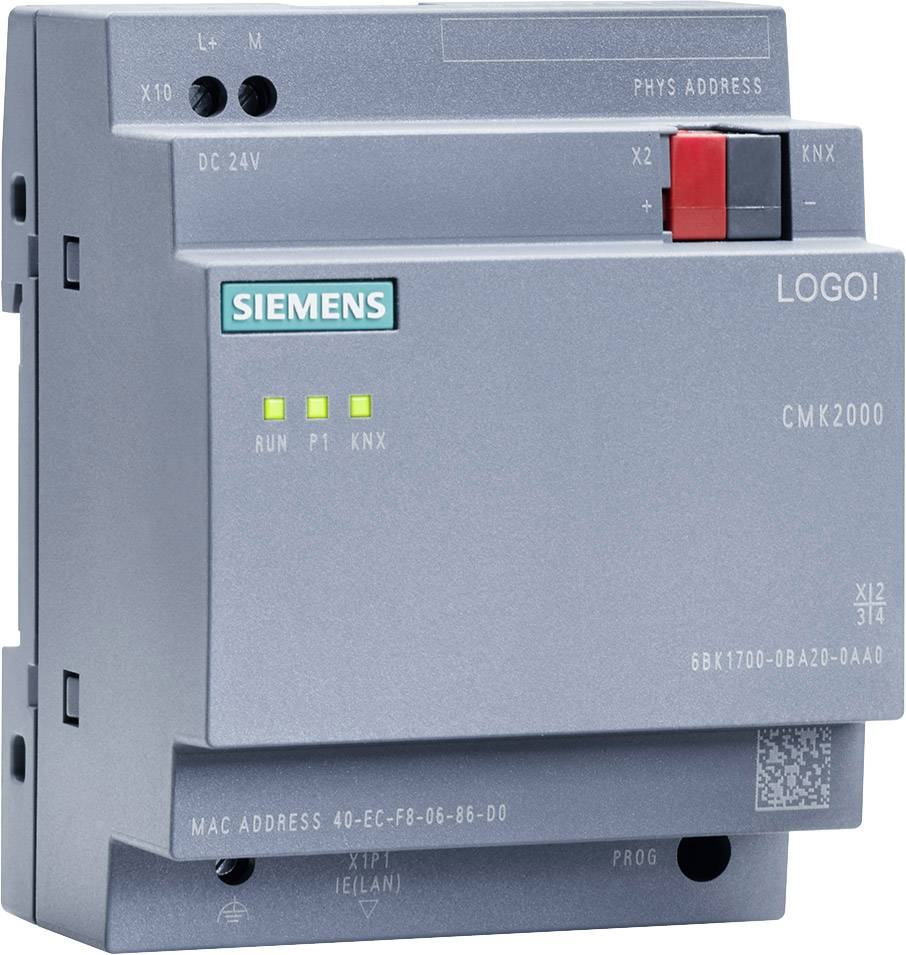 Komunikačný modul Siemens LOGO! CMK 2000 6BK1700-0BA20-0AA0, 24 V/DC