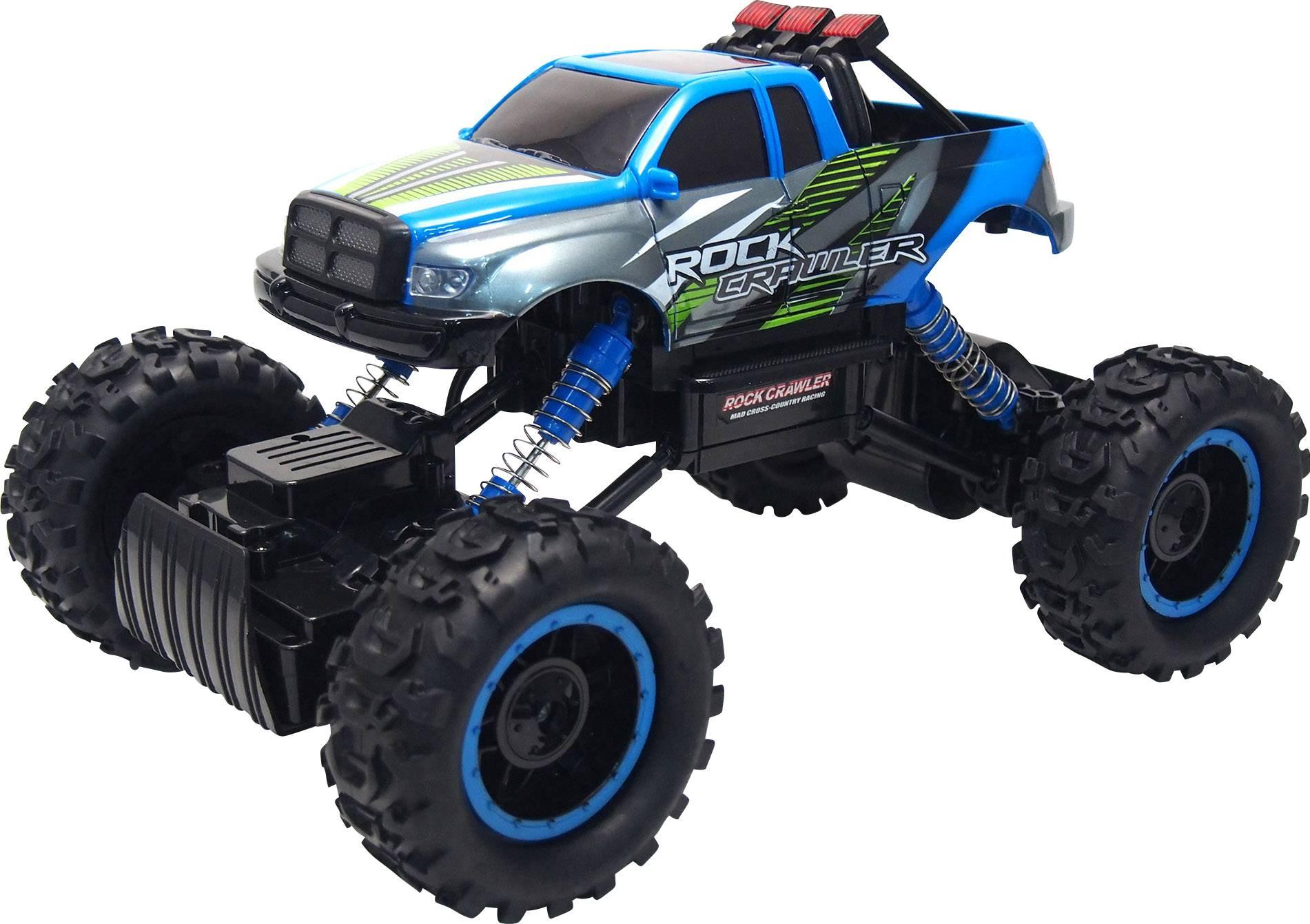 RC model auta crawler Amewi Rock-Crawler 22199, 1:14