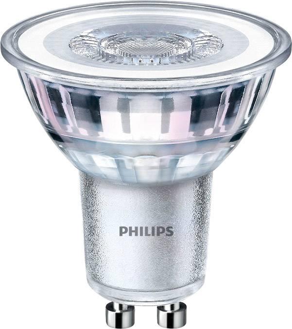 LED žiarovka Philips Lighting 8718696562741 230 V, 4.6 W = 50 W, neutrálna biela, A++, 1 ks