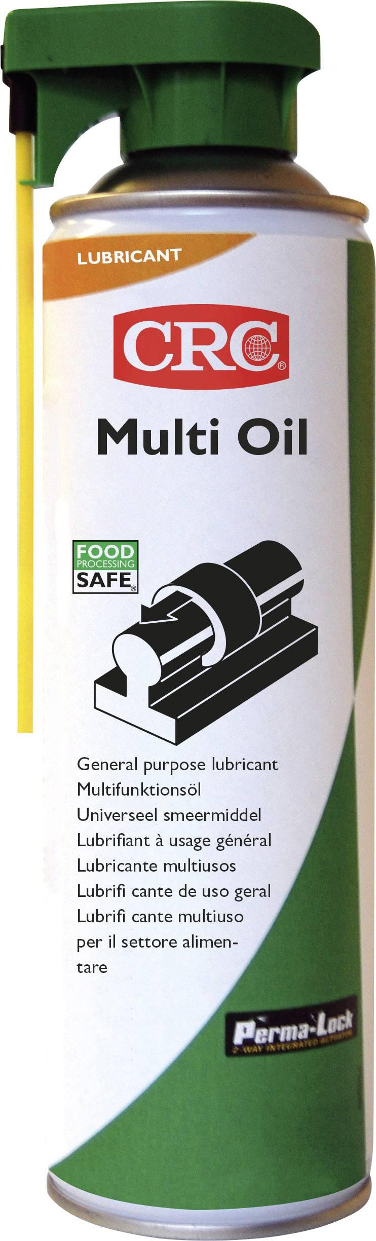 Multifunkční mazací olej CRC, 32605-AA 500 ml