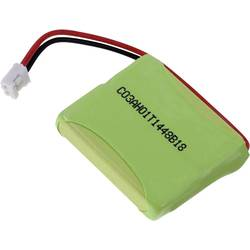 Akumulátor bezdrátového telefonu Beltrona Vhodný pro značky (tiskárny): Siemens, Gigaset Ni-MH 2.4 V 650 mAh