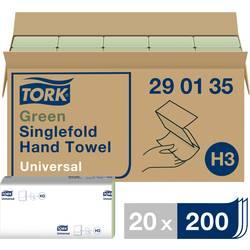 Papírové utěrky, skládané TORK Zickzack Universal 290135