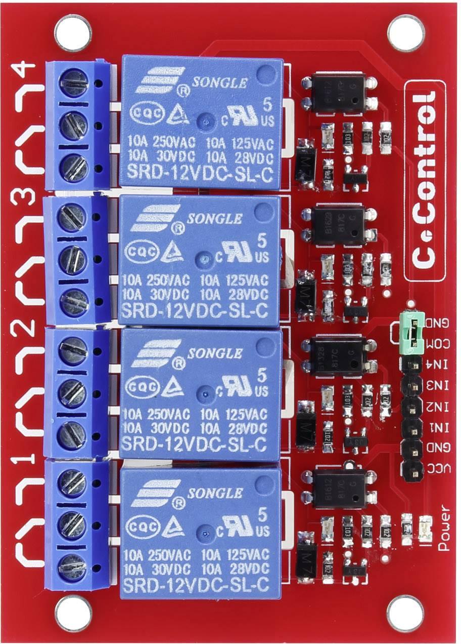 Relé doska C-Control 1488848