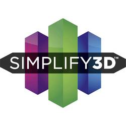 Simplify3D Simplify3D plná verze, 1 licence Windows, Linux, Mac OS software pro 3D tiskárnu
