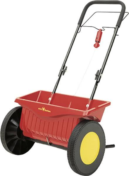 Sypací vozík Šířka posypu (rozsah) 43 cm (max) 20 l Wolf Garten 5450000