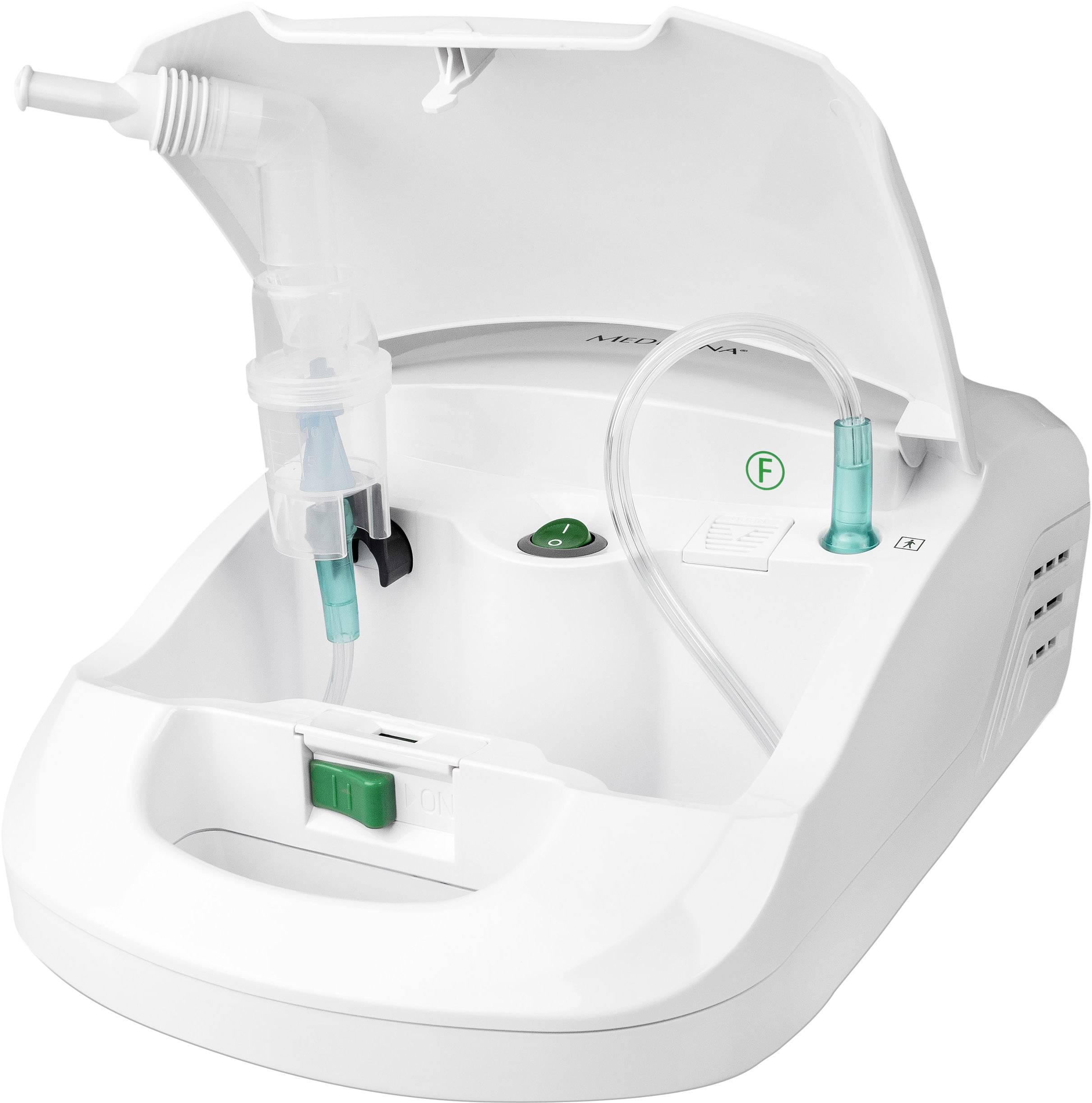 Inhalátor Medisana IN 550 Pro s dýchacou maskou, s náustkom