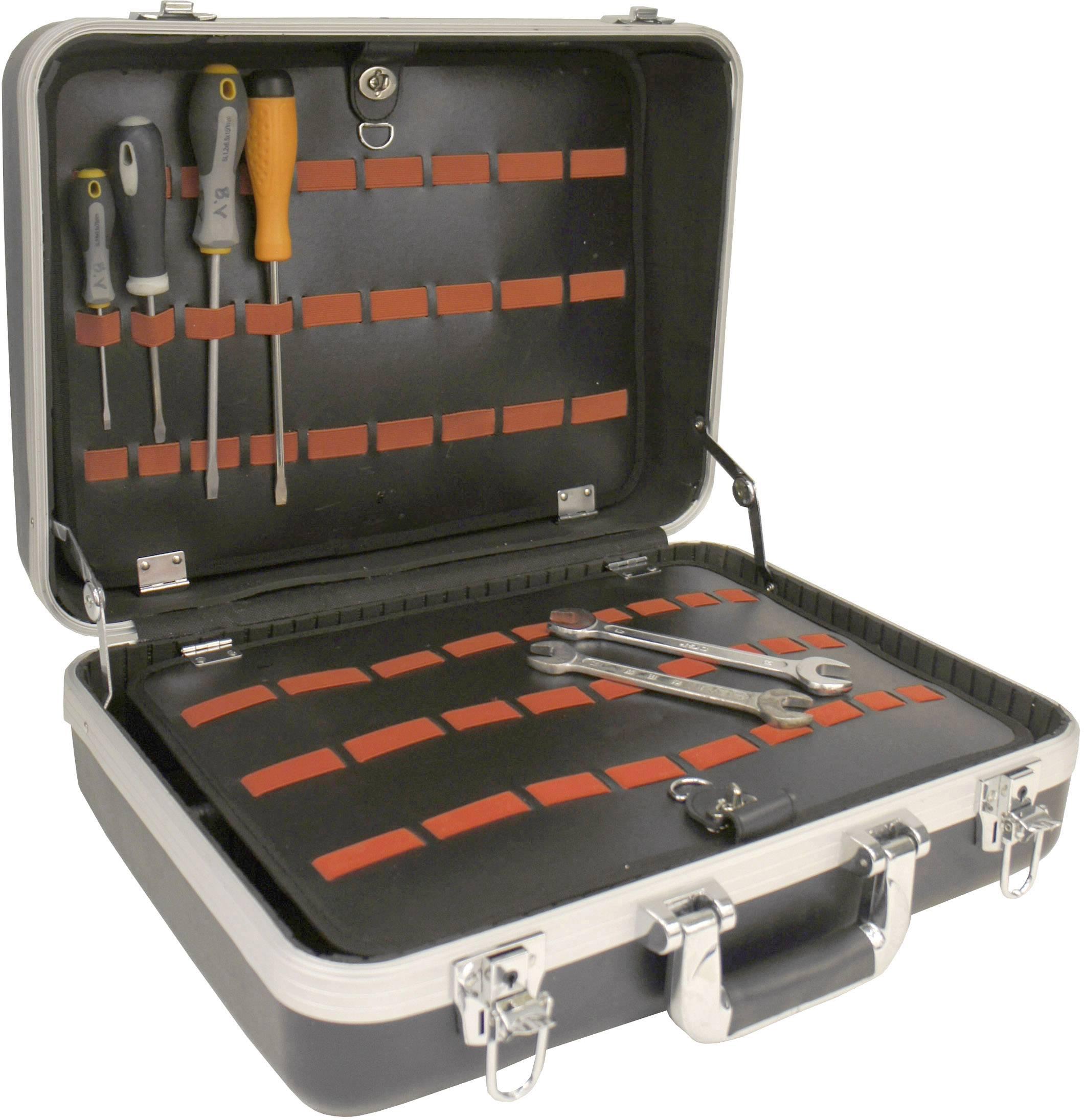 Kufřík na nářadí VISO PT203, (d x š x v) 480 x 360 x 150 mm