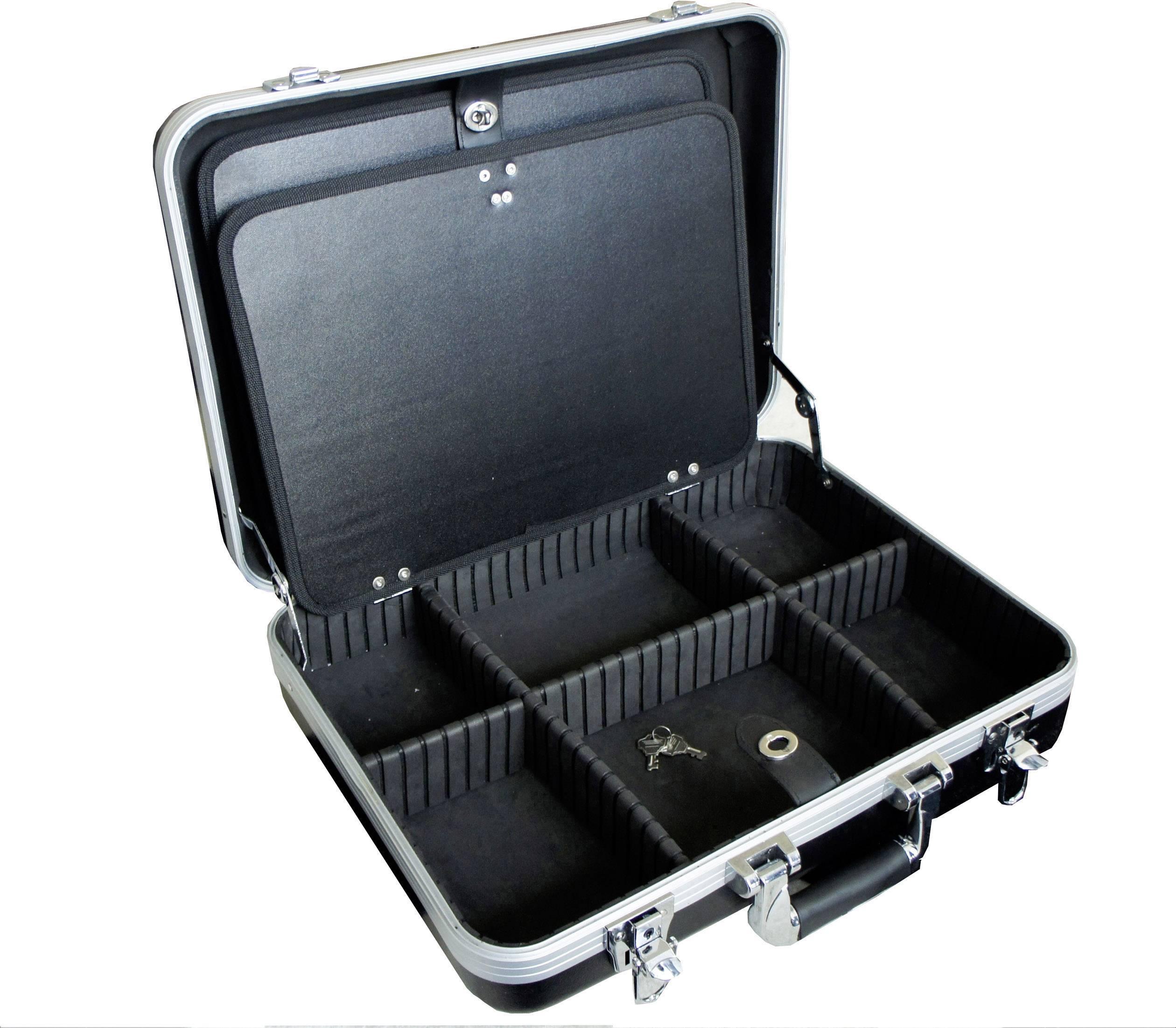 Kufřík na nářadí VISO PT201, (d x š x v) 480 x 360 x 200 mm