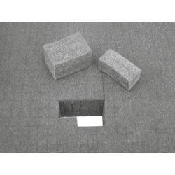 VISO Pěna s rastrem VISO MOUSSE rozměry: (d x š x v) 90 x 625 x 525 mm