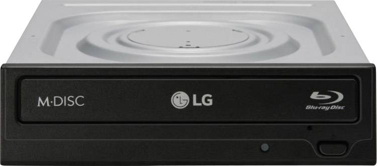 Interní Blu-ray vypalovačka LG Electronics BH16NS55.AUAU10B Bulk SATA černá
