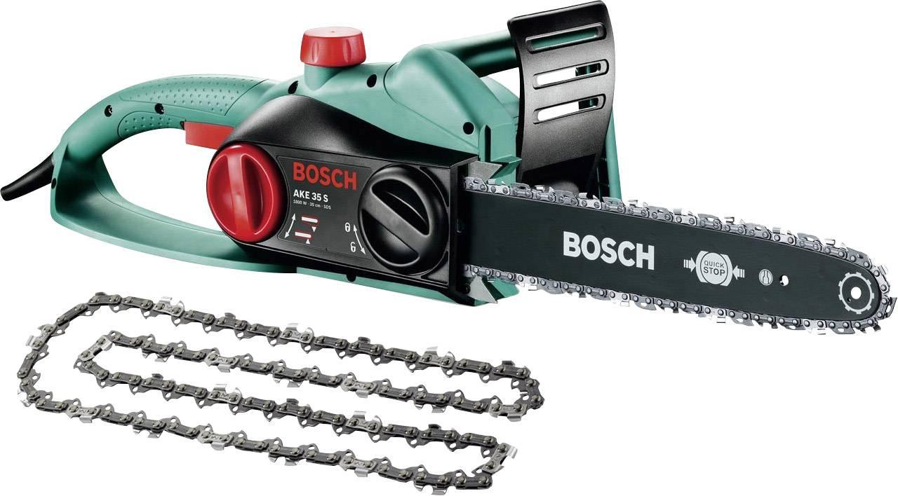 Elektrická řetězová pila Bosch Home and Garden AKE 35 S, 230 V, 1800 W, délka čepele 350 mm