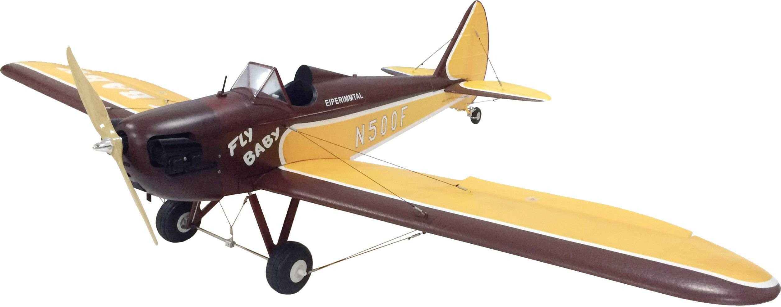 RC model motorového lietadla Reely Flybaby rozpätie 1400 mm
