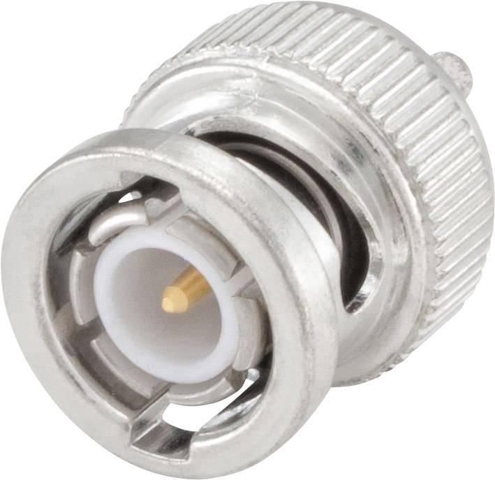 BNC konektor zástrčka, rovná Rosenberger 51S107-802N5, 50 Ohm, 1 ks