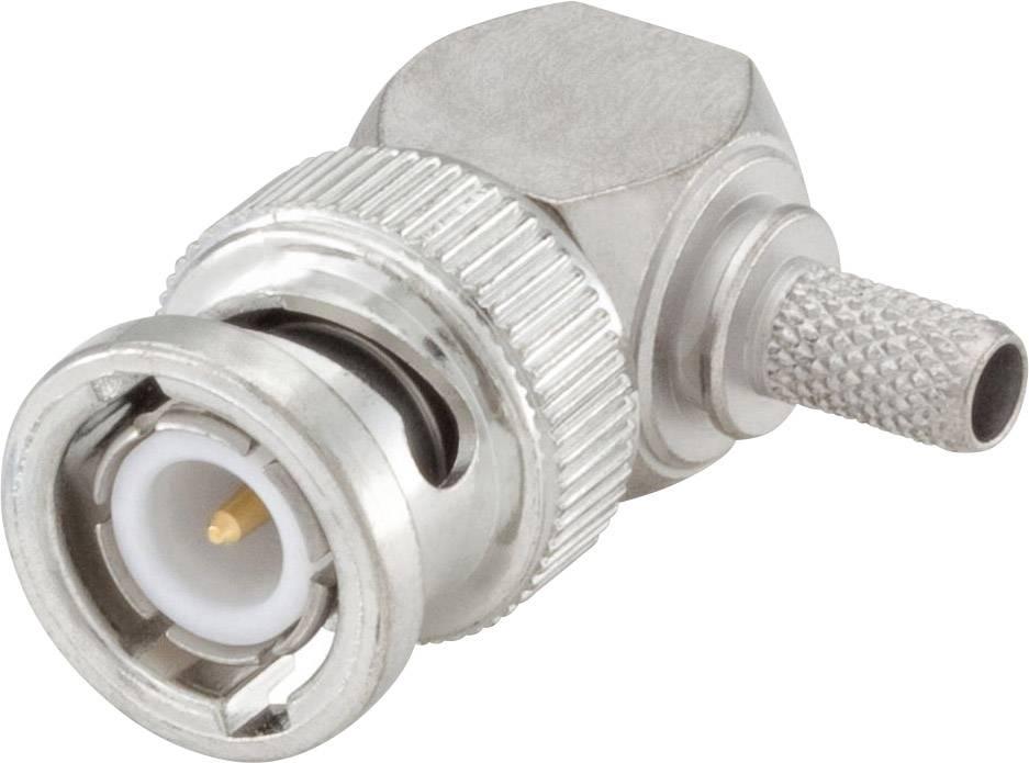 BNC konektor zástrčka, zahnutá Rosenberger 51S207-308N5, 50 Ohm, 1 ks