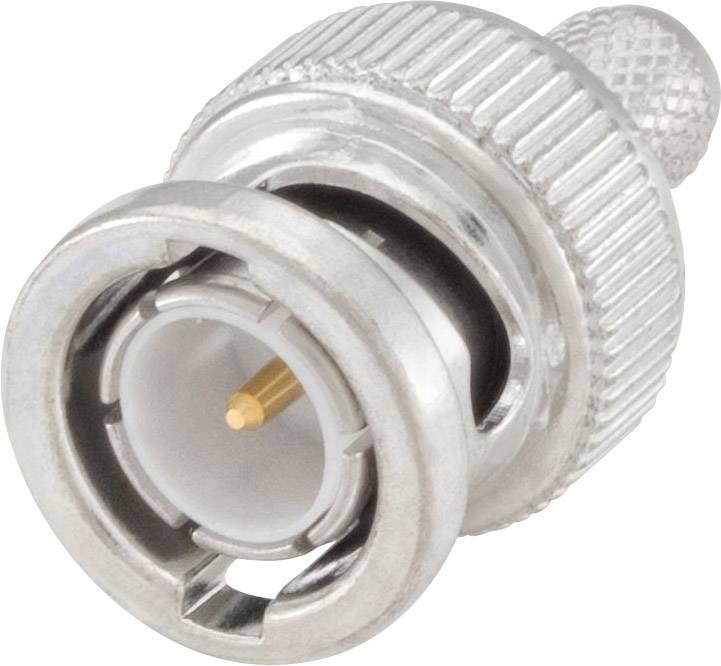 BNC konektor zástrčka, rovná Rosenberger 71S102-110N5, 75 Ohm, 1 ks