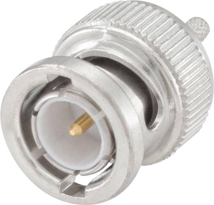 BNC konektor zástrčka, rovná Rosenberger 71S107-802N5, 75 Ohm, 1 ks