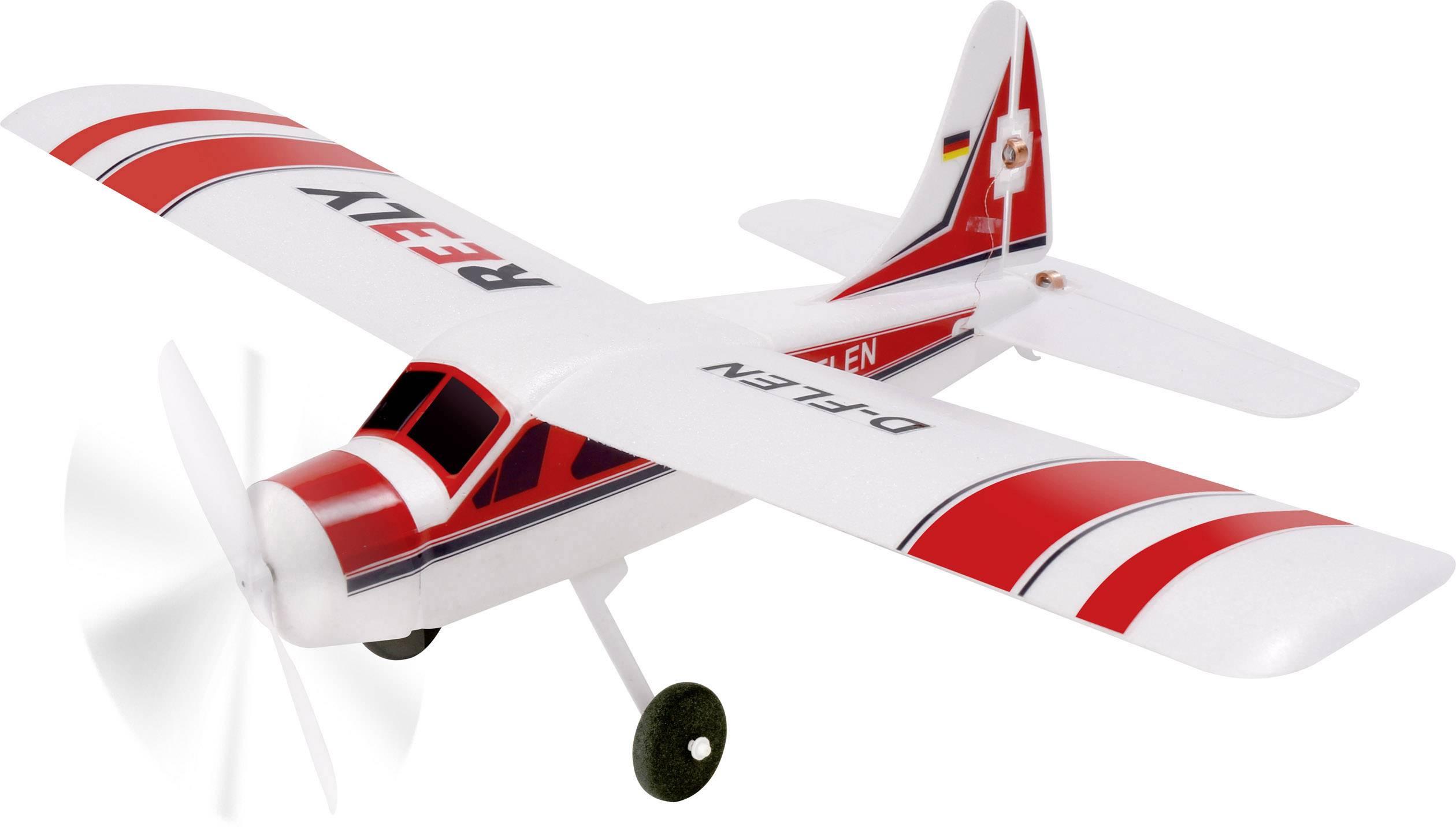 RC model letadla pro začátečníky Reely Micro Beaver RtF 320 mm