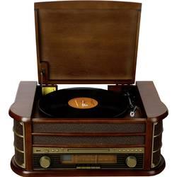 USB gramofon Denver MCR-50, dřevo