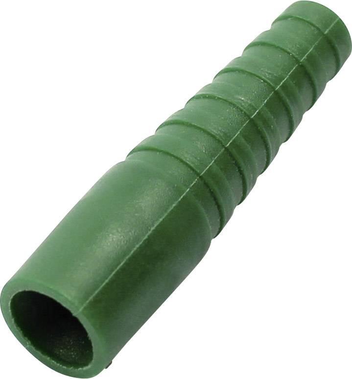 Kabelová průchodka Damar & Hagen - BNC zástrčka, zelená, 1 ks