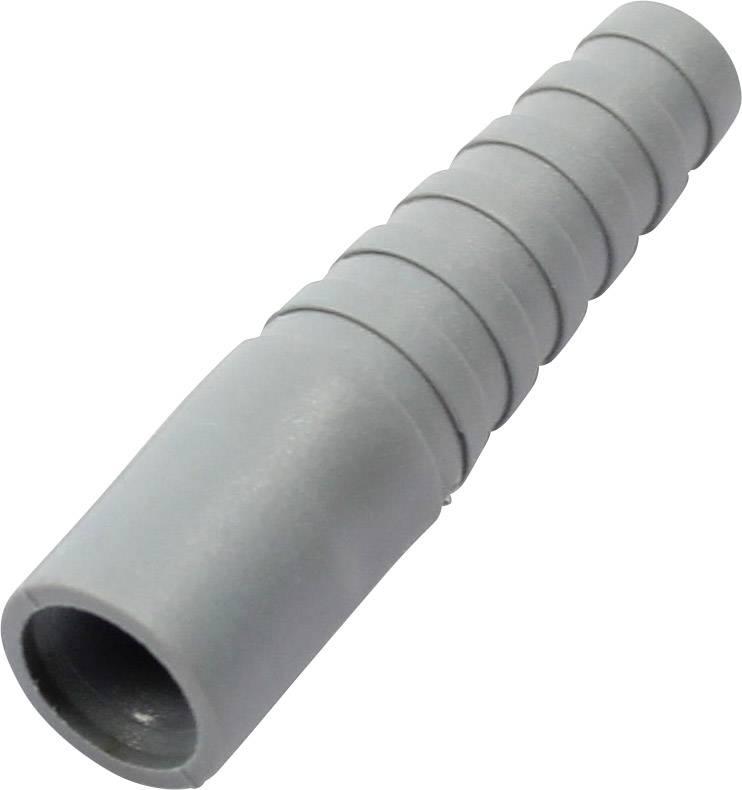 Kabelová průchodka Damar & Hagen - BNC zástrčka, šedá, 1 ks