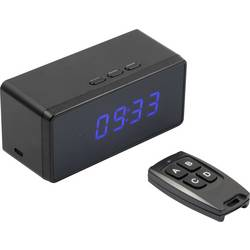 Stolní hodiny se skrytou HD kamerou Technaxx TX-76