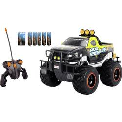 RC model auta monster truck Dickie Toys Ford F150 Mud Wrestler 201119455, 1:16