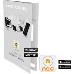 Dodatečný software Mediola AIO CREATOR NEO Rademacher Homepilot SUM-4121-b